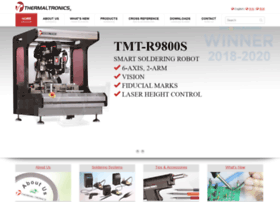thermaltronics.com