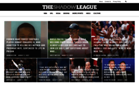 theshadowleague.com
