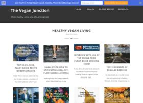 theveganjunction.com