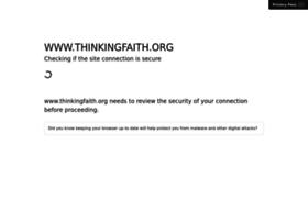 thinkingfaith.org