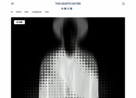 thisheartsonfire.com