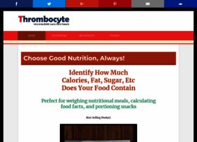 thrombocyte.com