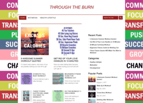 throughtheburn.com