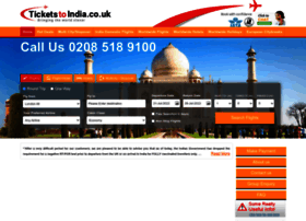 ticketstoindia.co.uk