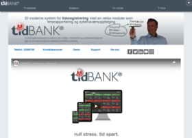 tidbank.no