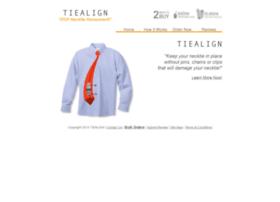 tiealign.com