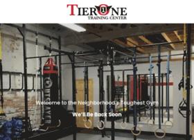 tieronetraining.com
