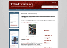 tiffinfriends.org