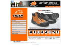 tigersafetyshoes.com