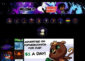 topwebcomics.com