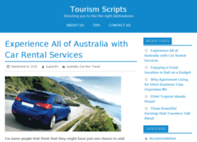 tourismscripts.com