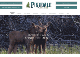 townofpinedale.us