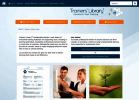 trainerslibrary.com