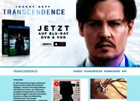 transcendence-derfilm.de