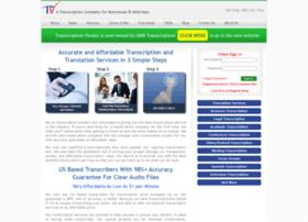 transcriptionvendors.com