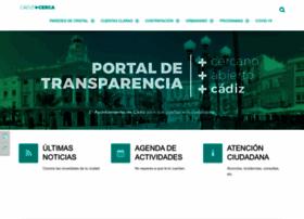 transparencia.cadiz.es