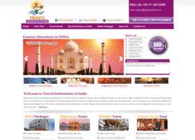traveldestinationsofindia.com