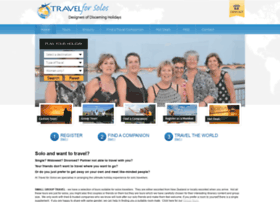 travelforsolos.co.nz