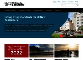 treasury.govt.nz