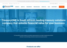 treasuryone.co.za