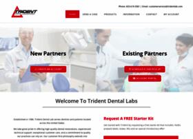 tridentlab.com