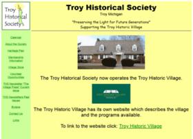 troyhistsociety.org