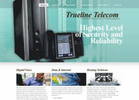 truelinetelecom.com