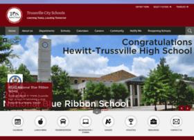 trussvillecityschools.com