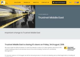 trustnetmiddleeast.com