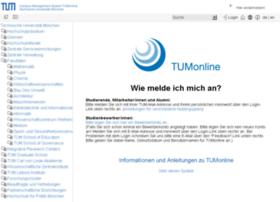tumonline.de