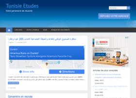 tunisie-etudes.info