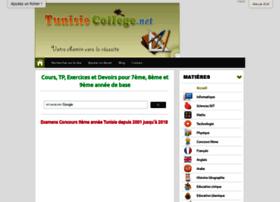 tunisiecollege.net