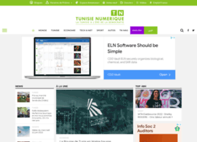 tunisienumerique.com