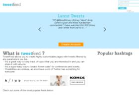 tweetfeed.com