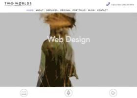 twoworldswebdesign.com