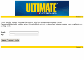 ultimateelectronics.com