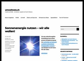 umweltnetz.ch