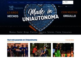 uniautonoma.edu.co