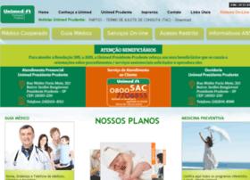 unimedprudente.com.br