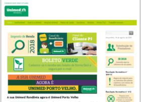 unimedrondonia.com.br