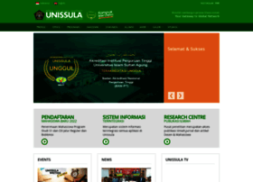 unissula.ac.id