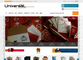 universalweddingcards.com