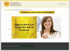 universidaddemarketingyventasconpnl.com
