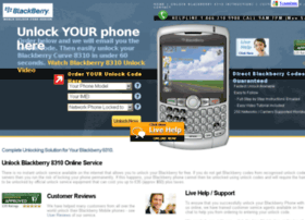 unlock-blackberry8310.com