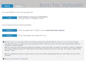 uploadit.banctec.com