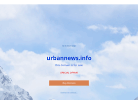 urbannews.info