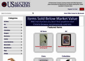 usauctionbrokers.com