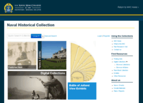usnwcarchive.org