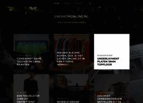 uwshoponline.nl