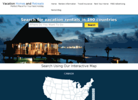 vacationhomesandretreats.com